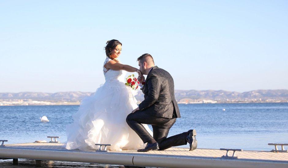 Le mariage de Anthony et Cynthia à La Fare-les-Oliviers, Bouches-du-Rhône