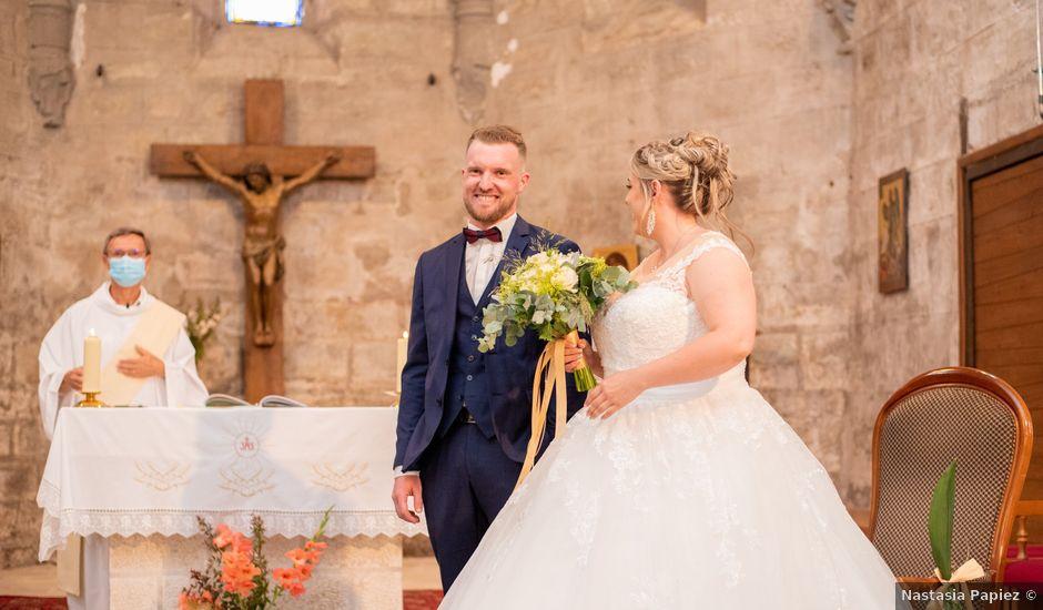Le mariage de Ludovic et Cassandra à Turenne, Corrèze