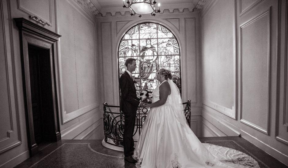 Le mariage de Guillaume  et Samantha à Vendin-le-Vieil, Pas-de-Calais
