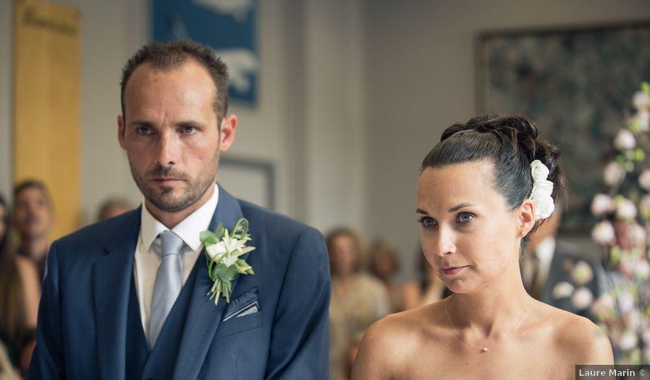 Le mariage de Cédric et Julie à Saint-Loup-Cammas, Haute-Garonne