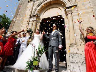 Le mariage de Coraline et Christophe