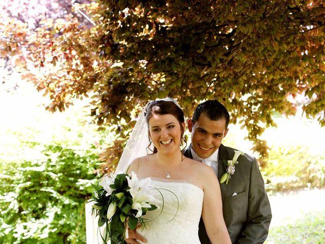 Le mariage de Christophe et Coraline à Oytier-Saint-Oblas, Isère 6