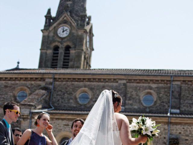 Le mariage de Christophe et Coraline à Oytier-Saint-Oblas, Isère 8