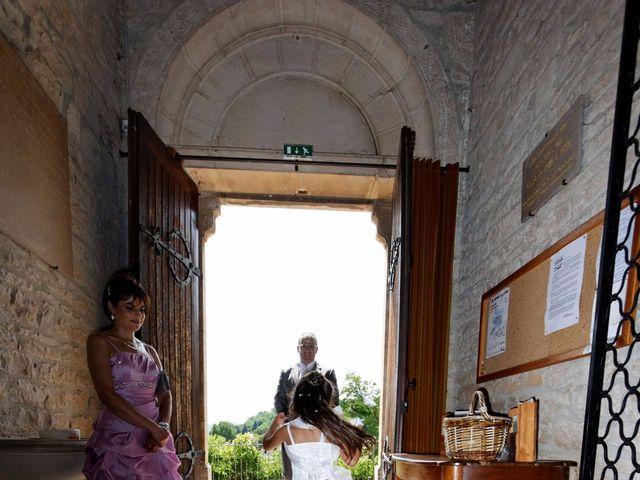 Le mariage de Christophe et Coraline à Oytier-Saint-Oblas, Isère 11
