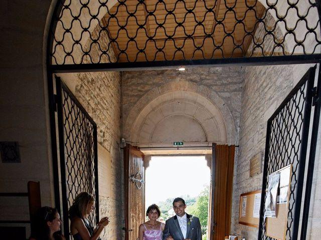Le mariage de Christophe et Coraline à Oytier-Saint-Oblas, Isère 12