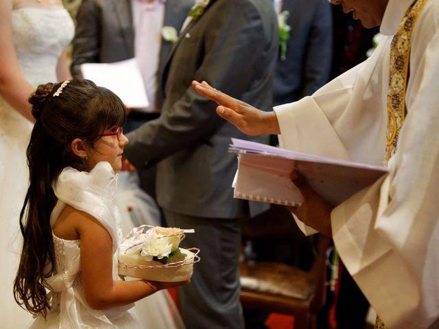 Le mariage de Christophe et Coraline à Oytier-Saint-Oblas, Isère 14