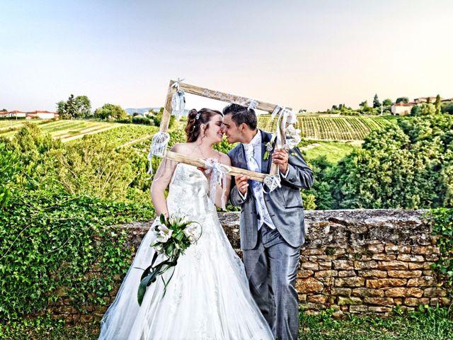 Le mariage de Christophe et Coraline à Oytier-Saint-Oblas, Isère 21