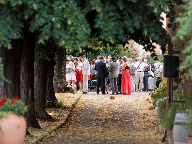Le mariage de Christophe et Coraline à Oytier-Saint-Oblas, Isère 33