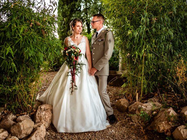 Le mariage de Quentin et Audrey à Draguignan, Var 3
