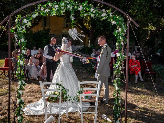 Le mariage de Quentin et Audrey à Draguignan, Var 17
