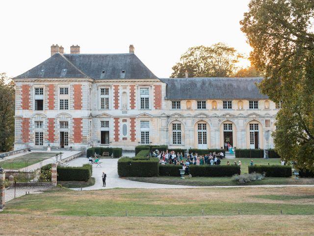 Le mariage de Romain et Cyrielle à Vallery, Yonne 2
