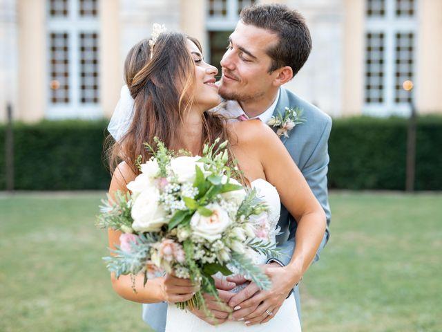 Le mariage de Cyrielle et Romain