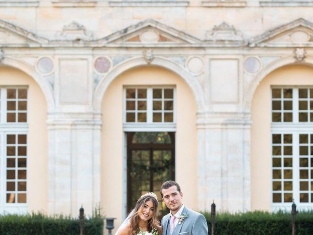 Le mariage de Romain et Cyrielle à Vallery, Yonne 11