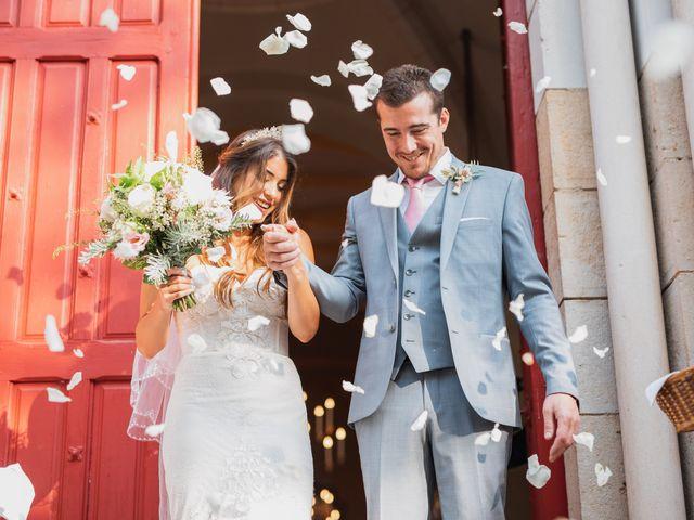 Le mariage de Romain et Cyrielle à Vallery, Yonne 9