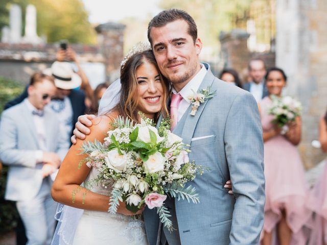 Le mariage de Romain et Cyrielle à Vallery, Yonne 10
