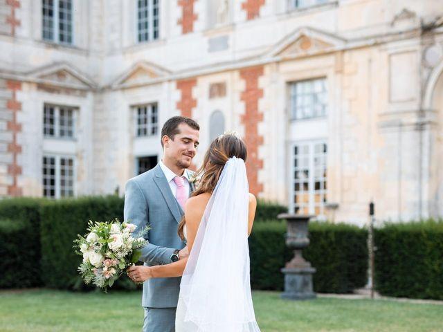 Le mariage de Romain et Cyrielle à Vallery, Yonne 13