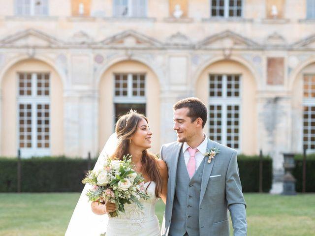 Le mariage de Romain et Cyrielle à Vallery, Yonne 14