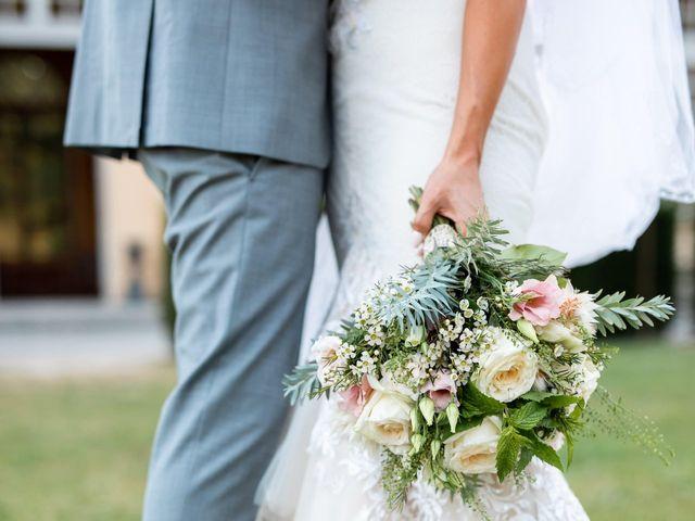 Le mariage de Romain et Cyrielle à Vallery, Yonne 16