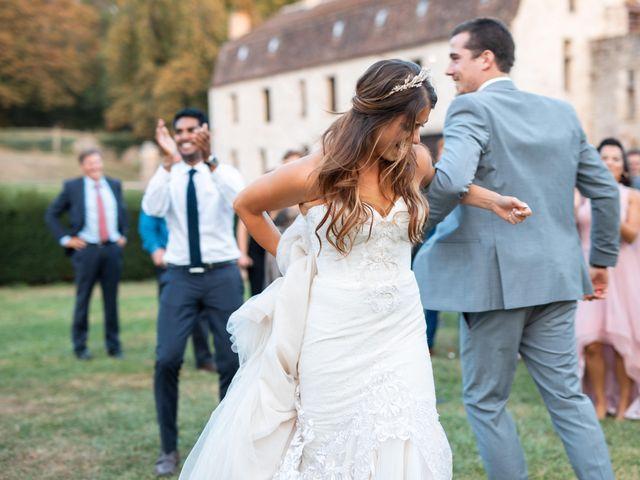 Le mariage de Romain et Cyrielle à Vallery, Yonne 22