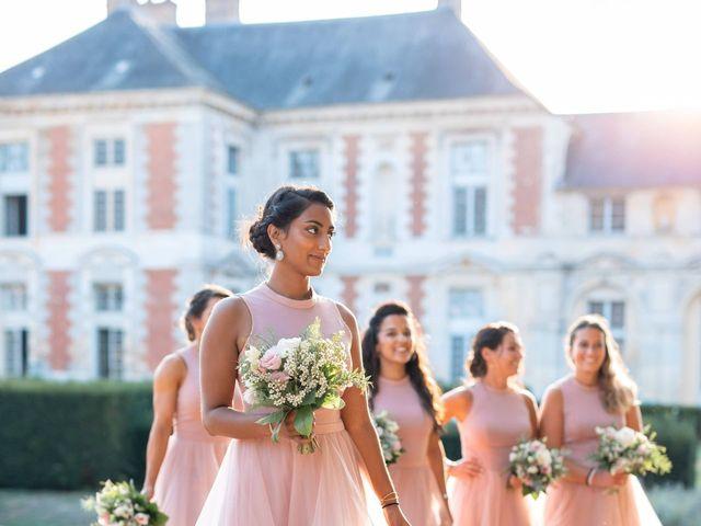 Le mariage de Romain et Cyrielle à Vallery, Yonne 24