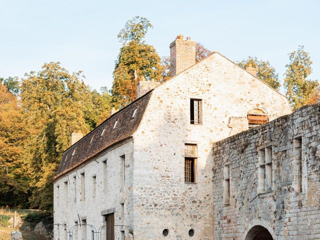 Le mariage de Romain et Cyrielle à Vallery, Yonne 26
