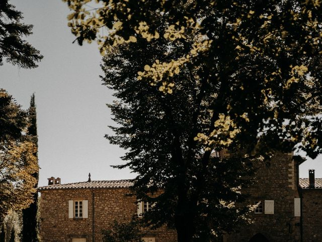 Le mariage de Théo et Chloé à Les Plans, Hérault 3