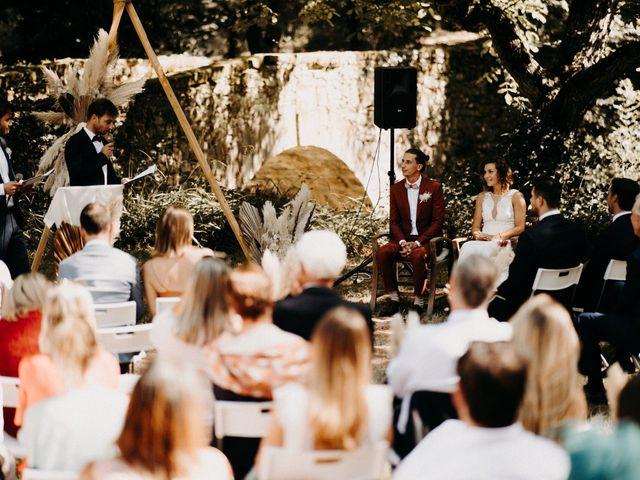Le mariage de Théo et Chloé à Les Plans, Hérault 53