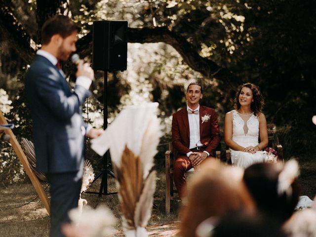 Le mariage de Théo et Chloé à Les Plans, Hérault 57