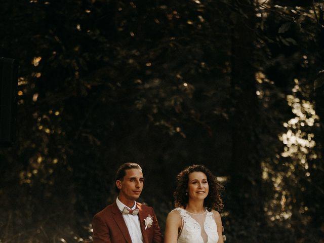 Le mariage de Théo et Chloé à Les Plans, Hérault 58