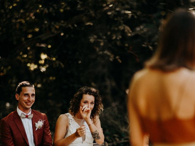 Le mariage de Théo et Chloé à Les Plans, Hérault 59