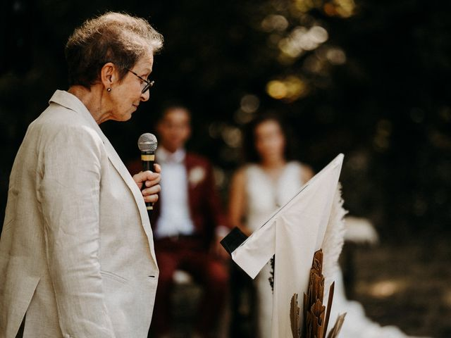 Le mariage de Théo et Chloé à Les Plans, Hérault 64