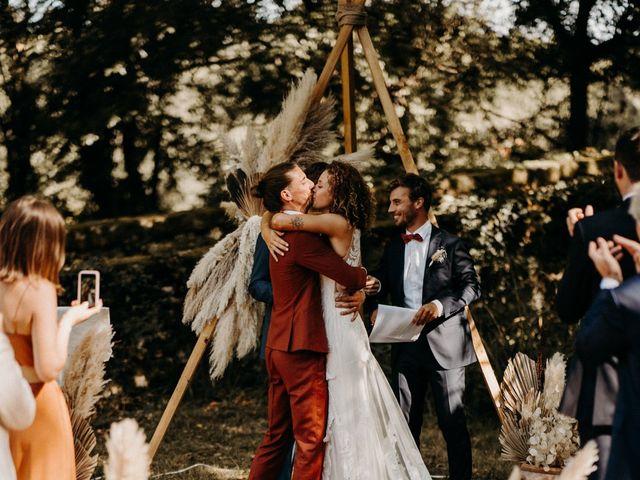 Le mariage de Théo et Chloé à Les Plans, Hérault 78