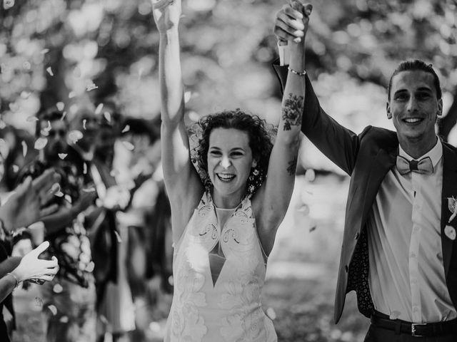 Le mariage de Théo et Chloé à Les Plans, Hérault 82