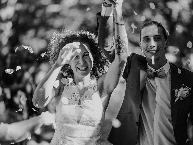 Le mariage de Théo et Chloé à Les Plans, Hérault 84