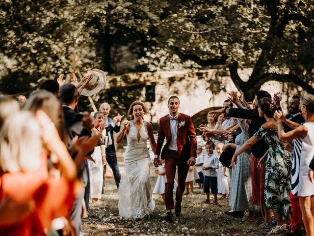 Le mariage de Théo et Chloé à Les Plans, Hérault 85