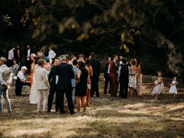 Le mariage de Théo et Chloé à Les Plans, Hérault 91