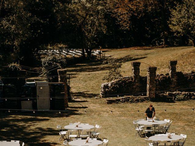 Le mariage de Théo et Chloé à Les Plans, Hérault 92