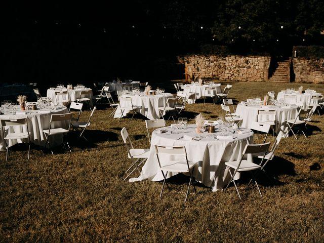 Le mariage de Théo et Chloé à Les Plans, Hérault 93