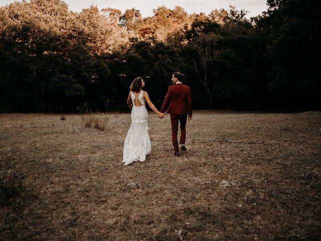 Le mariage de Théo et Chloé à Les Plans, Hérault 105
