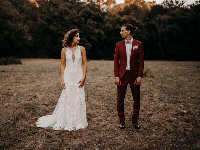 Le mariage de Chloé et Théo