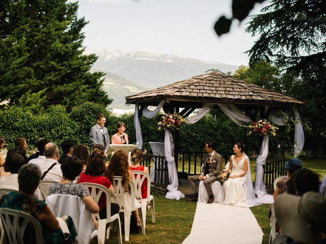 Le mariage de Jeremie et Audrey à Seyssins, Isère 34