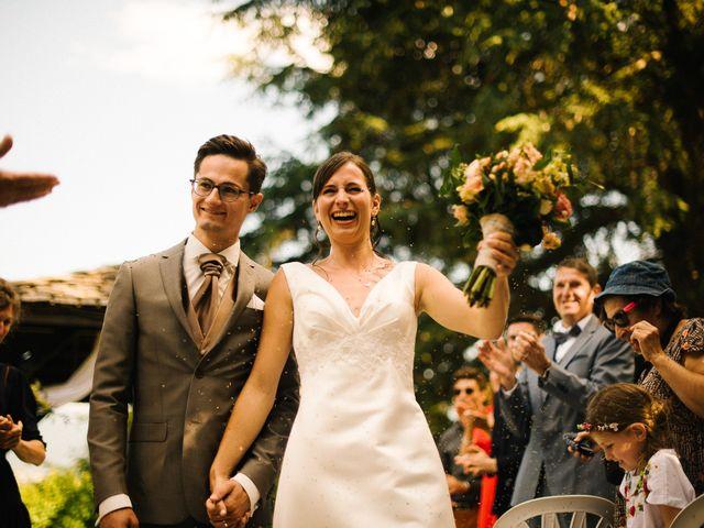 Le mariage de Jeremie et Audrey à Seyssins, Isère 40