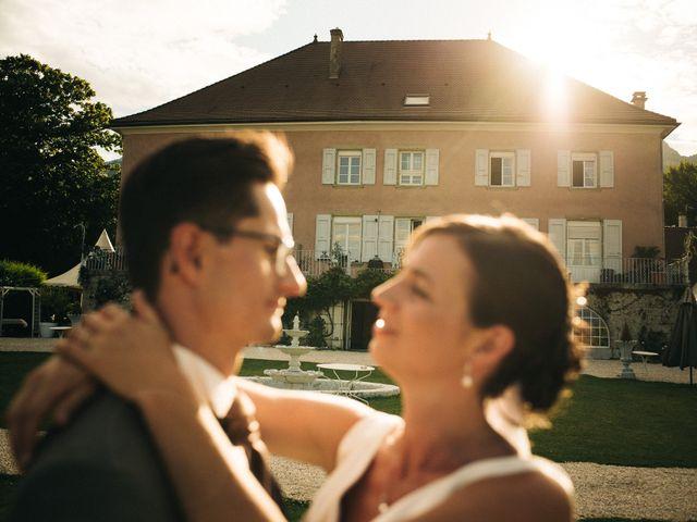 Le mariage de Jeremie et Audrey à Seyssins, Isère 51