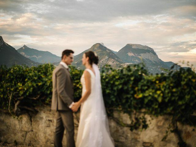 Le mariage de Jeremie et Audrey à Seyssins, Isère 77
