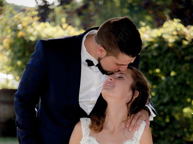 Le mariage de Mélanie et Franck
