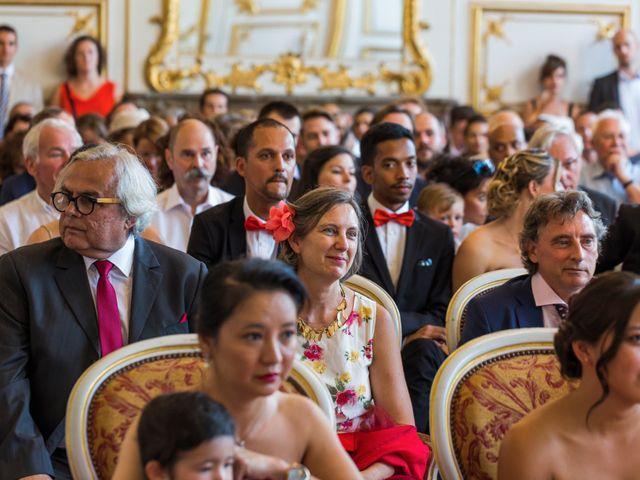Le mariage de Thomas et Diem à Strasbourg, Bas Rhin 27