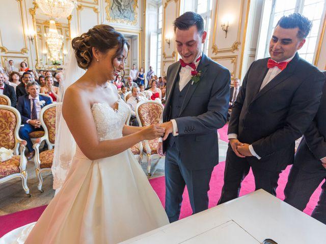 Le mariage de Thomas et Diem à Strasbourg, Bas Rhin 32