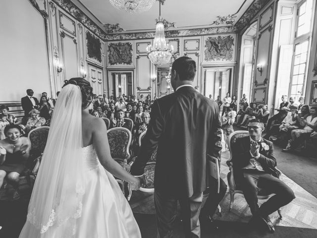 Le mariage de Thomas et Diem à Strasbourg, Bas Rhin 33
