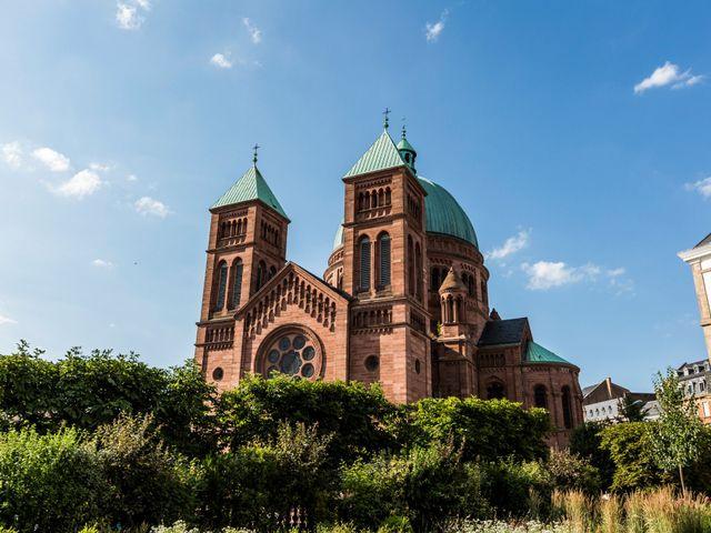 Le mariage de Thomas et Diem à Strasbourg, Bas Rhin 34