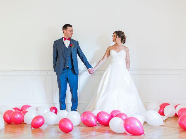 Le mariage de Diem et Thomas